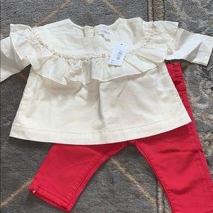 Gymboree 2 piece outfit